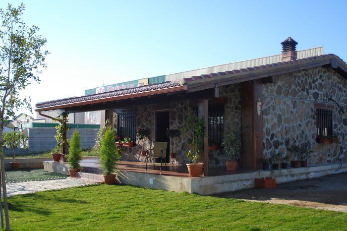 Casas prefabricadas rústicas