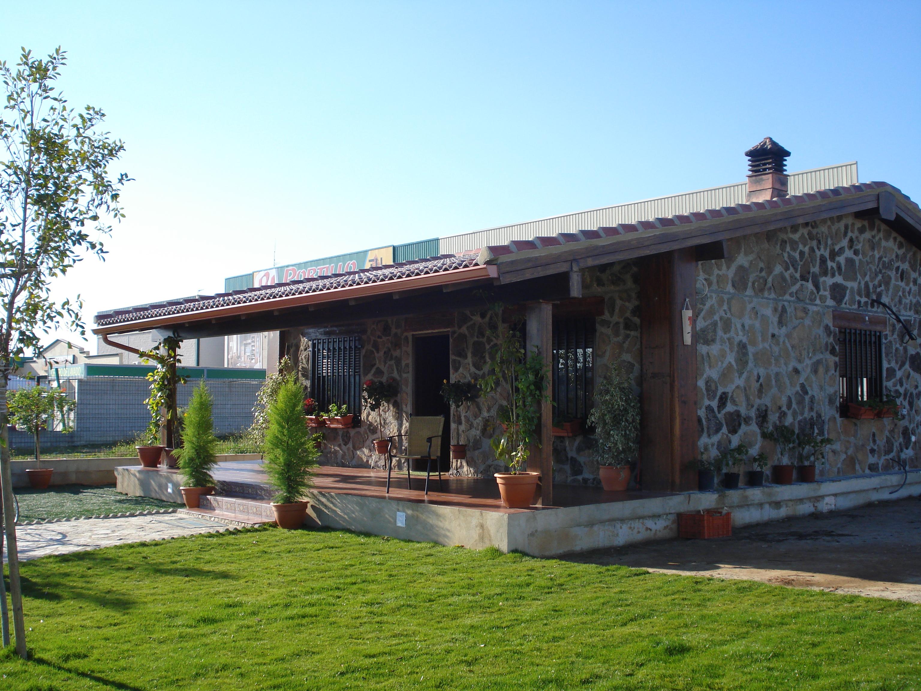 Modelo madrid casas prefabricadas r sticas qcasa for Casas de hormigon precios y fotos