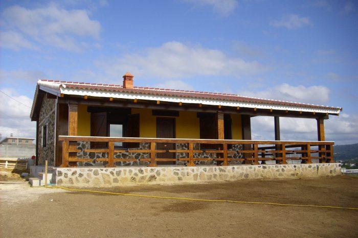 QCasa Modelo Andalucía - Fachada