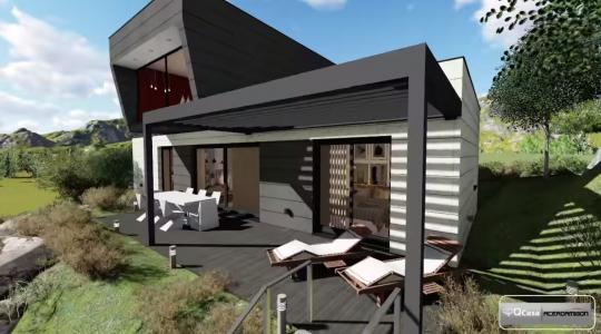 casa prefabricada moderna andratx