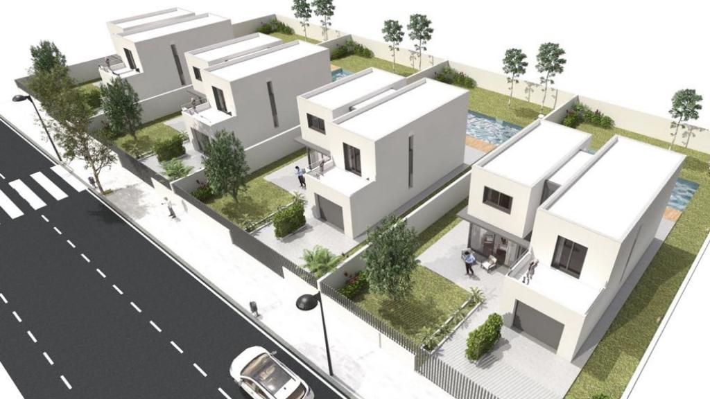 Casa prefabricada en Guadalajara